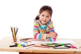 خطوات بسيطه قبل  تعليم الطفل الكتابه