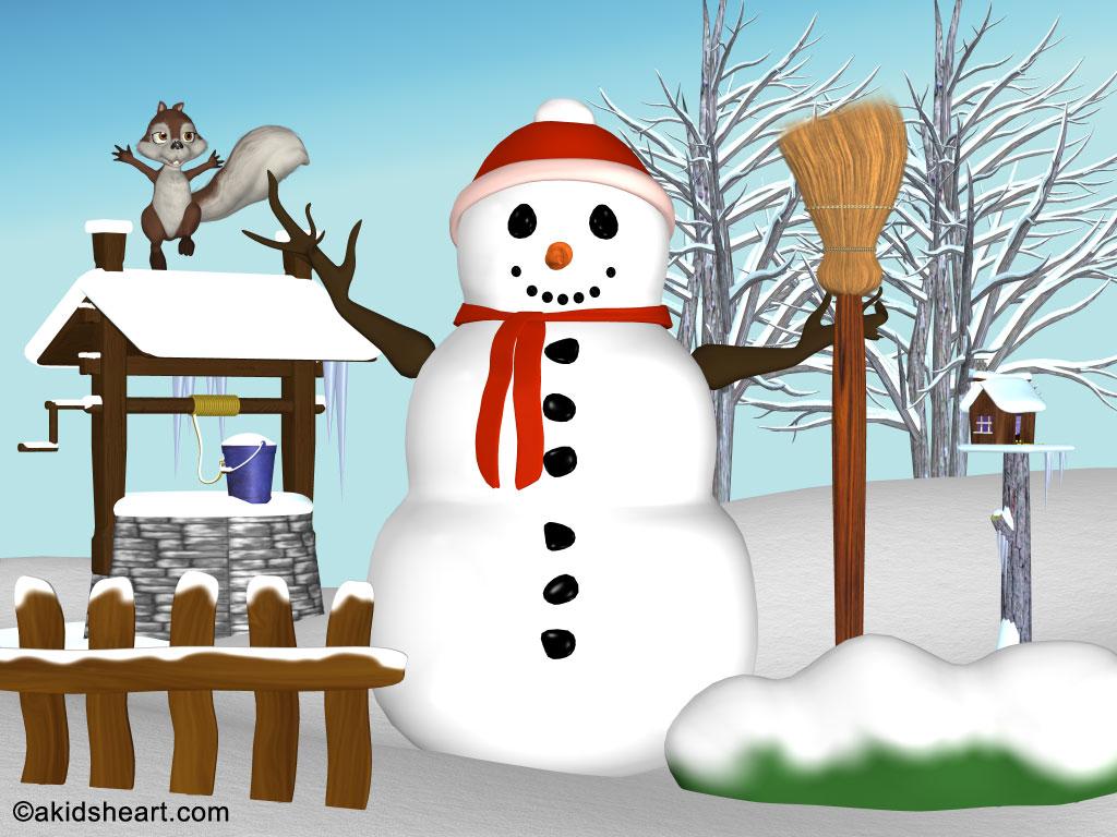 فصل الشتاء-مفاهيم وانشطه للاطفال