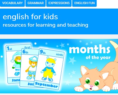 GRAMMER FOR KIDS