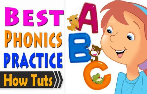 تعليم الطفل القراءة باللغة الانجليزية