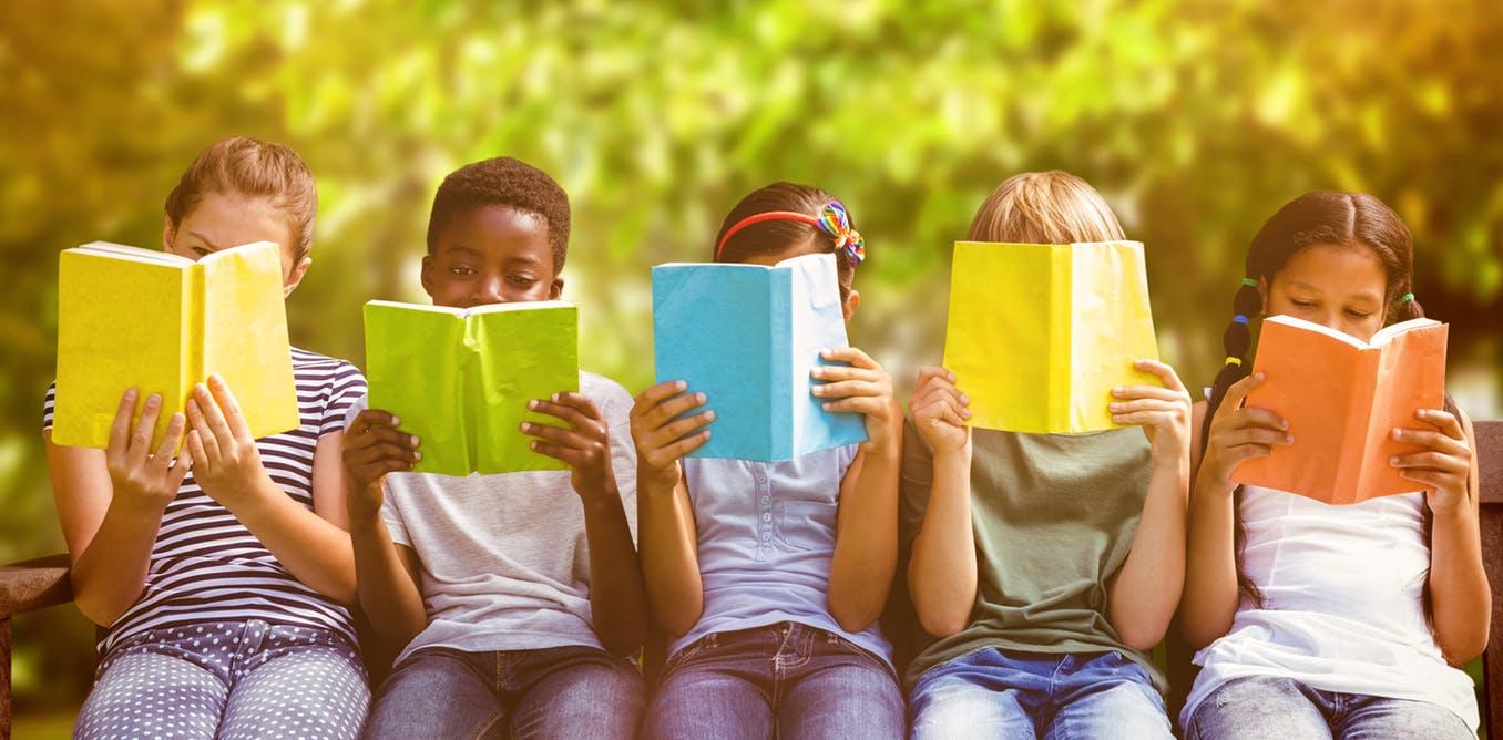 معرض الكتاب-كيف اختار كتب طفلي -المواصفات والموضوعات
