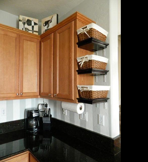 افكار لترتيب المطبخ -أفضل 10 أفكار
